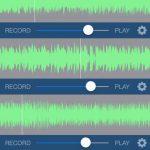 MultiTrackSongRecorderアプリでギター弾き語りの簡単な多重録音方法