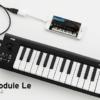 KORG Modele LeアプリとmicroKEY Airを接続して音色を5つに増やす方法とは?
