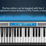 Music Studio iPhoneアプリでMIDIドラム音源の基本的な打ち込み方法とは?