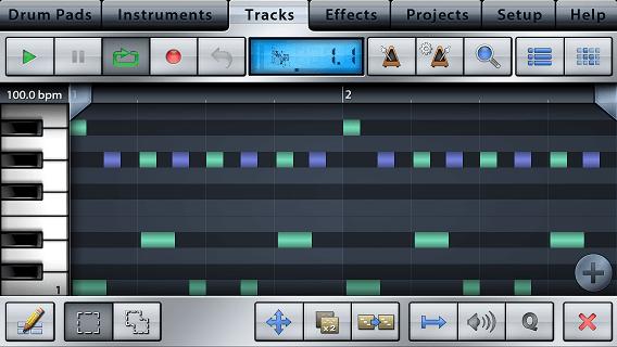 music-studio