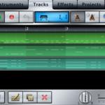 Music Studio iPhoneアプリでギターやボーカル音声を録音するには?音声ファイル編集方法は?