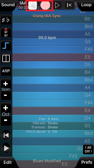 ThumbJAM-app