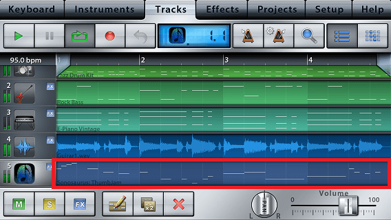 music-studio-app
