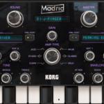 KORG Gadgetのアコースティック&エレクトリックベース音源 Madridの音が太くてリアル!