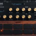 KORG Gadgetのアコースティックドラム音源 Gladstoneガジェットが生っぽくてかなりリアル!