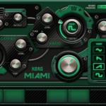 KORG Gadgetのウォブルサウンドシンセ音源 Miamiがパンチあるベースでダンスミュージックにおすすめ!