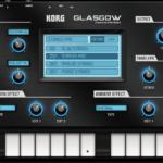 KORG Gadgetのストリングス・ブラス PCM音源 Glasgowが抜けの良い音でハウスにおすすめ!
