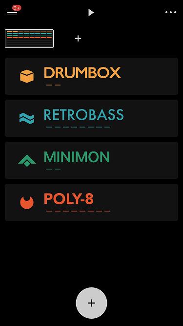 Groovebox-App