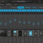 ELECTRIBE Waveアプリのモーションシーケンスで変化するシンセ・ドラム音色が簡単に作れる!