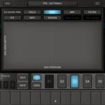 ELECTRIBE WaveアプリのKAOSS PADで直感的にシンセ・ドラム音色を変化させられる!
