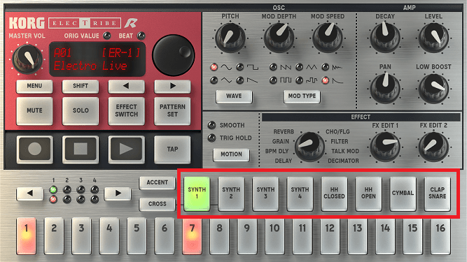 iELECTRIBE for iPhone