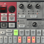 iELECTRIBE for iPhoneのエフェクトとモーション・シーケンスで多彩なビートが作れる!