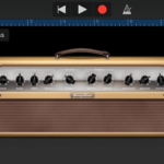 GarageBandのAMPとiRigでiPhoneで簡単にエレキギターを録音する方法とは?