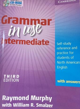 CAMBRIDGE Grammar in Use