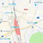 Google Maps(グーグルマップ)のルート検索で距離と到着時間を確認する超簡単な方法