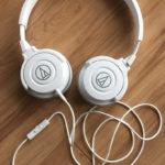 有線ヘッドフォンで安くてコスパ最高のオーディオテクニカATH-S100isが超おすすめ!